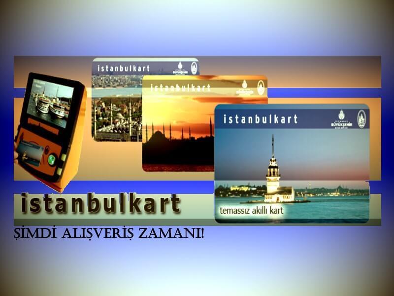 İstanbul kartla alışveriş yapmaya ne dersiniz? 1