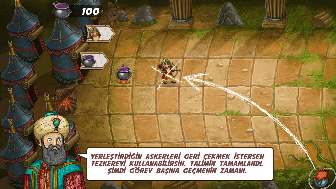 Türk yapımı savaş oyunu Ottomania! 1