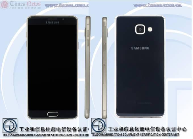 Samsung'un yeni telefonu Galaxy A7 göründü! 1