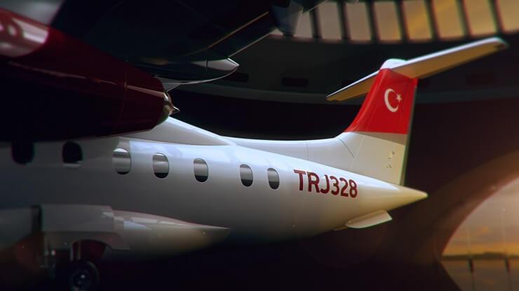 Yerli uçak da son durum? Milli yolcu uçağından güzel haberler!