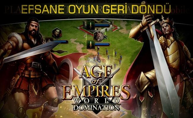 Efsane oyun Age of Empires geri döndü! 1