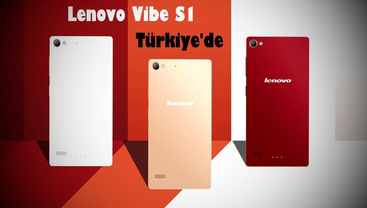 Lenovo Vibe S1 Türkiye'de satışa çıktı! İşte fiyatı ve özellikleri! 1
