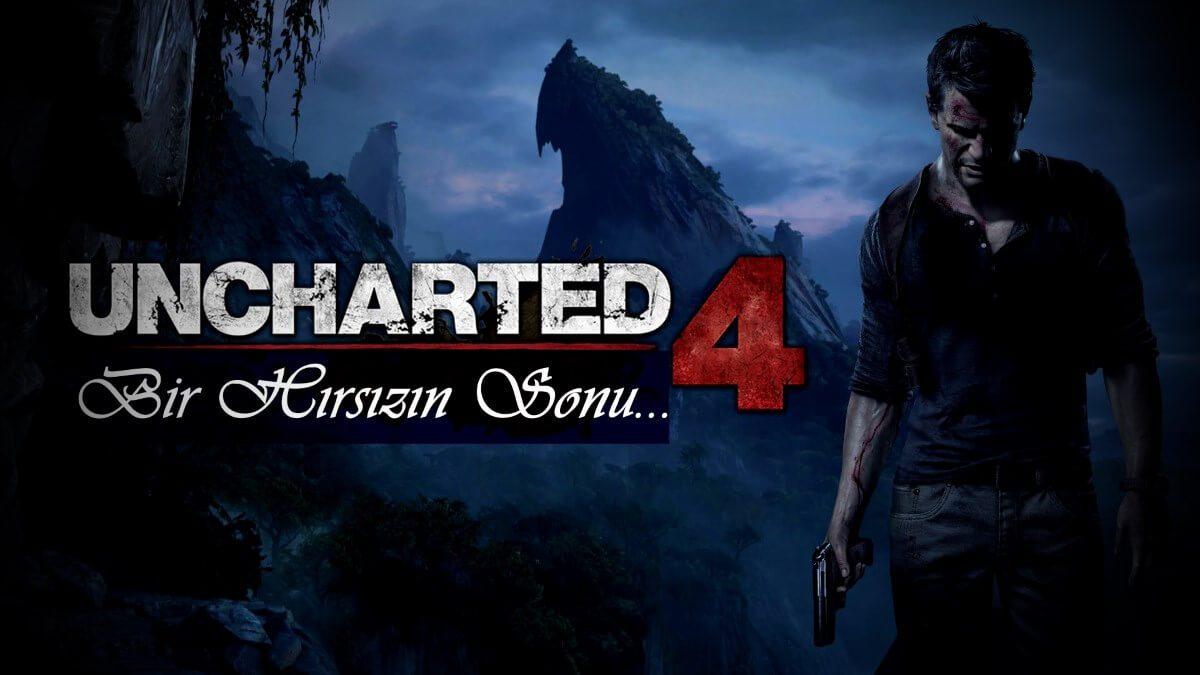 Uncharted 4 oyununu Türkçe Dublajlı oynayın! 1