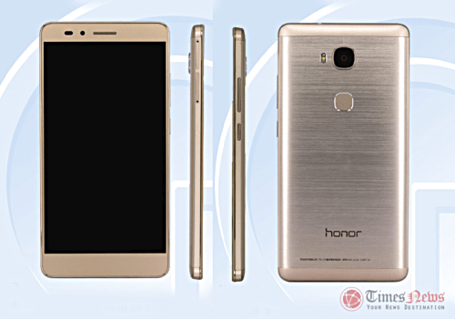 Huawei'den yeni telefon KIW-AL20! İşte özellikleri 1