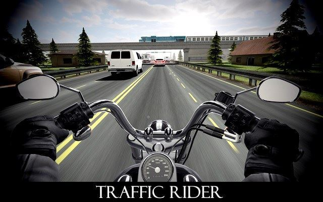 Traffic Rider Ücretsiz İndir ve Oyna! Android, iOS
