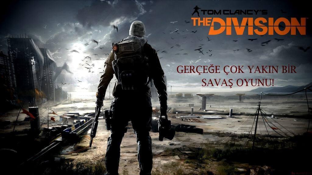 Gerçek gibi bir bilgisayar oyunu: Tom Clancy's The Division! 1