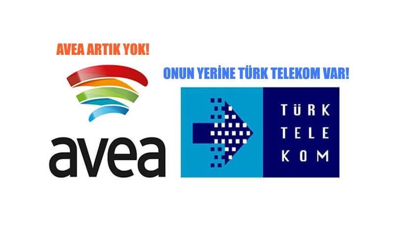 Avea tarih oldu! Artık telefonlarda Türk Telekom yazacak! 1