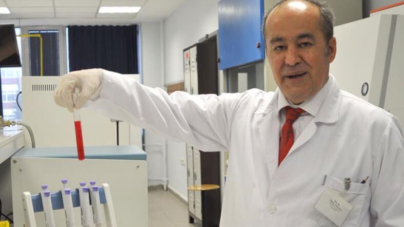 """Türk bilim adamları """"yapay kan"""" üretti! 1"""