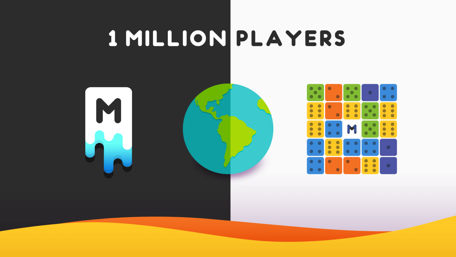 Yerli mobil oyun Merged! indirme rekoru kırabilir!