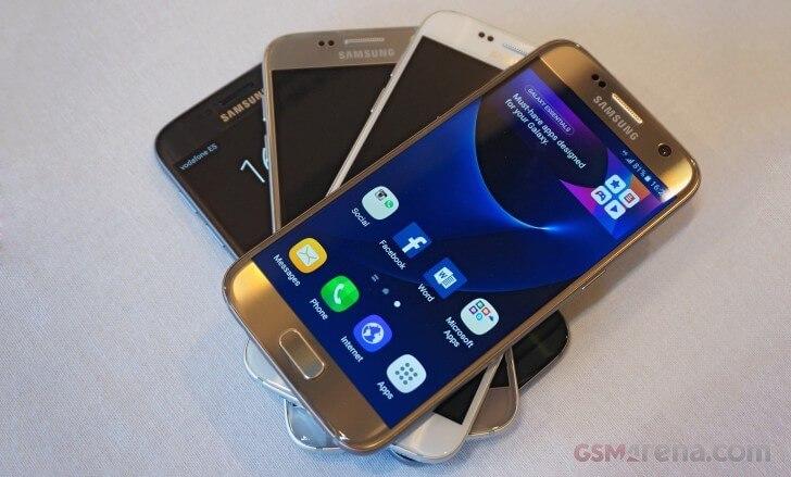 Samsung Galaxy S7 ve S7 Edge Türkiye fiyatları belli oldu! 1