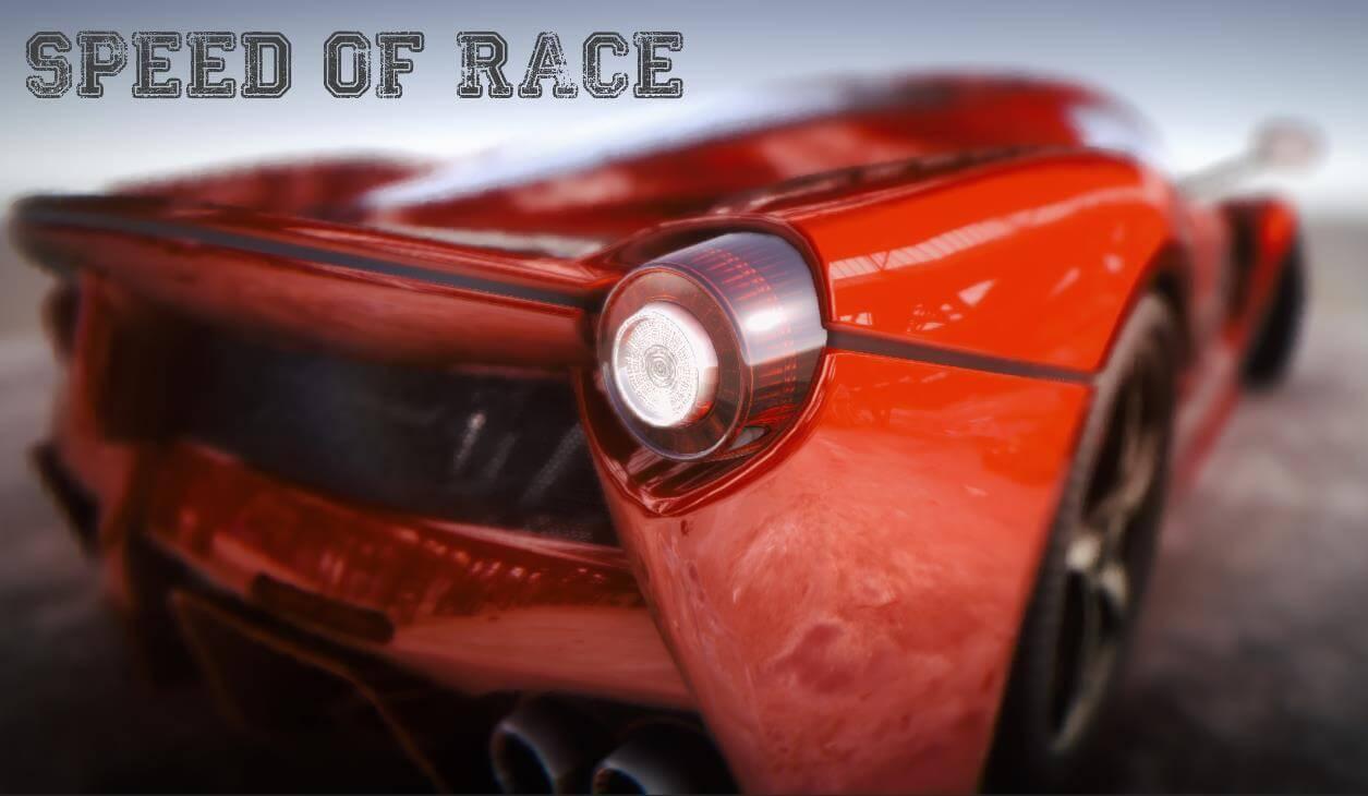"""Yerli yarış oyunu """"Speed Of Race"""" dünyaya açılmaya hazırlanıyor!"""
