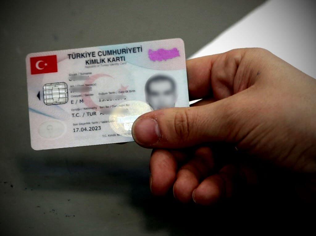 Yerli yapım yeni Milli kimlik kartları işte böyle üretiliyor! 1