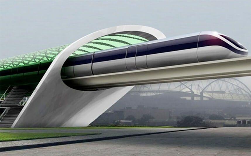 Yerli Hyperloop geliyor! Oda ney derseniz haberimize buyrun