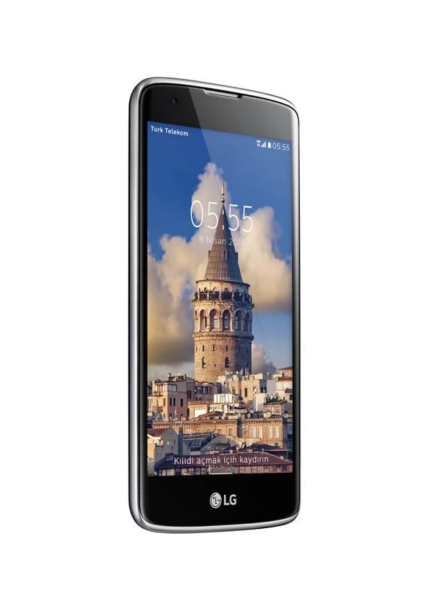 599 TL'ye 4.5G'li akıllı telefon! Türk Telekom K8 1