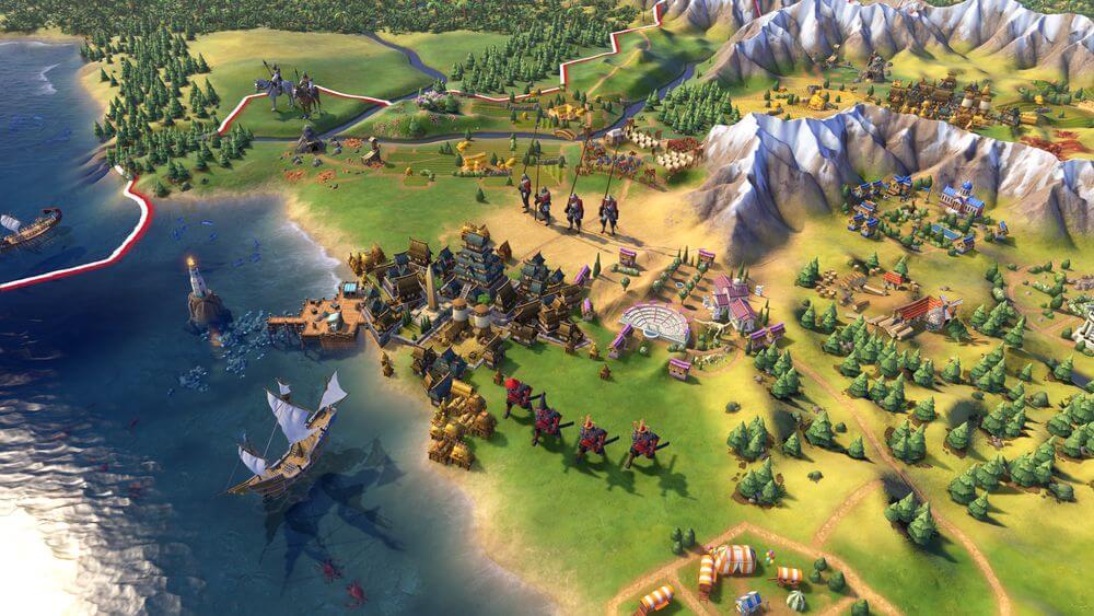Civilization 6 fragmanı ve çıkış tarihi belli oldu! 1