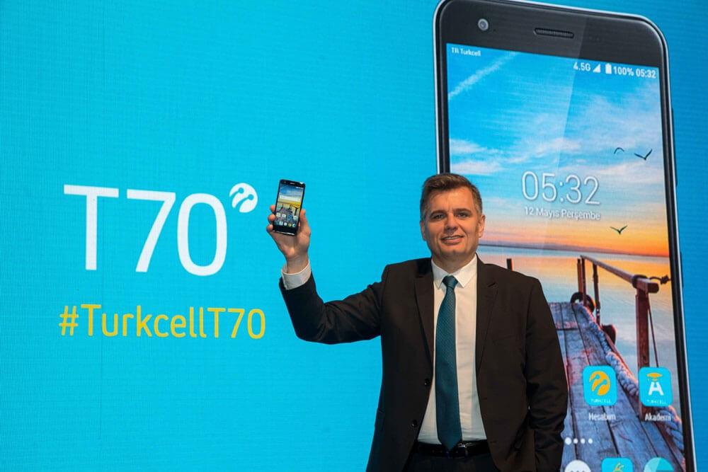 İşte Turkcell T70! Özellikleri ve fiyatı belli oldu!