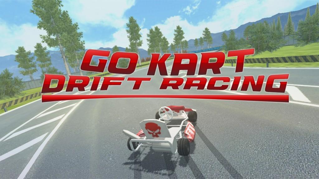 Yerli yapım eğlenceli mobil oyun: Go Kart Drift Racing