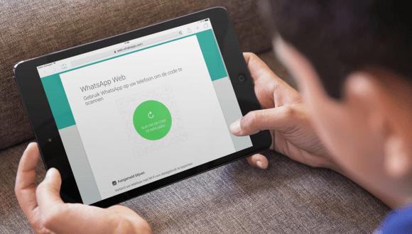 İpad'de Whatsapp Web Nasıl Kullanılır? 1