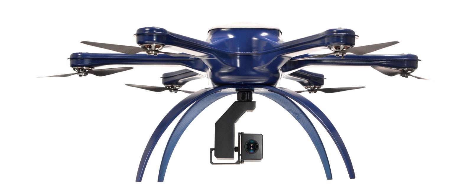 Asker ve polislerimiz için özel üretilen yerli drone: AKN 3000!