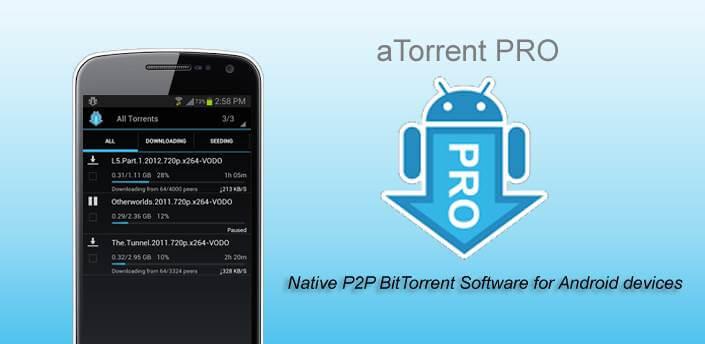 Cep Telefonunuzla Torrent Dosyalarını İndirmek