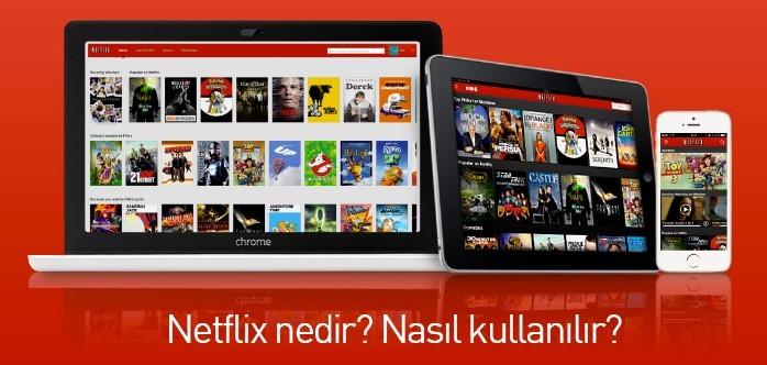 Netflix Nedir? Nasıl Kullanılır? 1