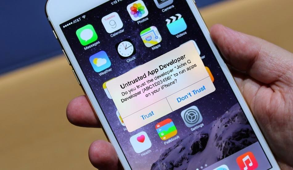 iOS'ta Virüs Nasıl Bulunur?