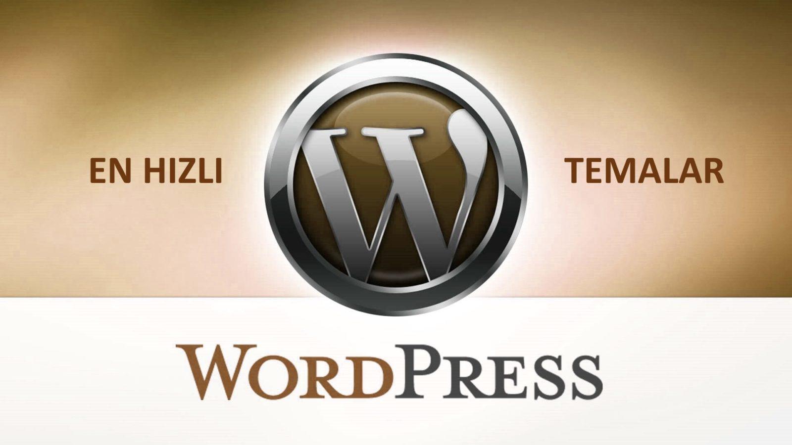 En hızlı 18 WordPress teması! Site hızınızı yükseltin 1