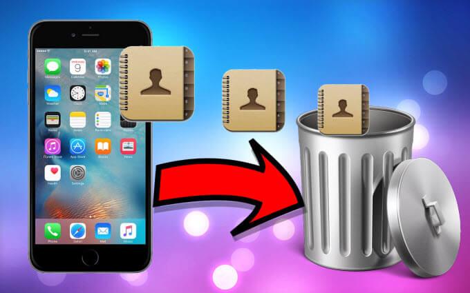 iPhone'da Birden Fazla Numara Nasıl Silinir?