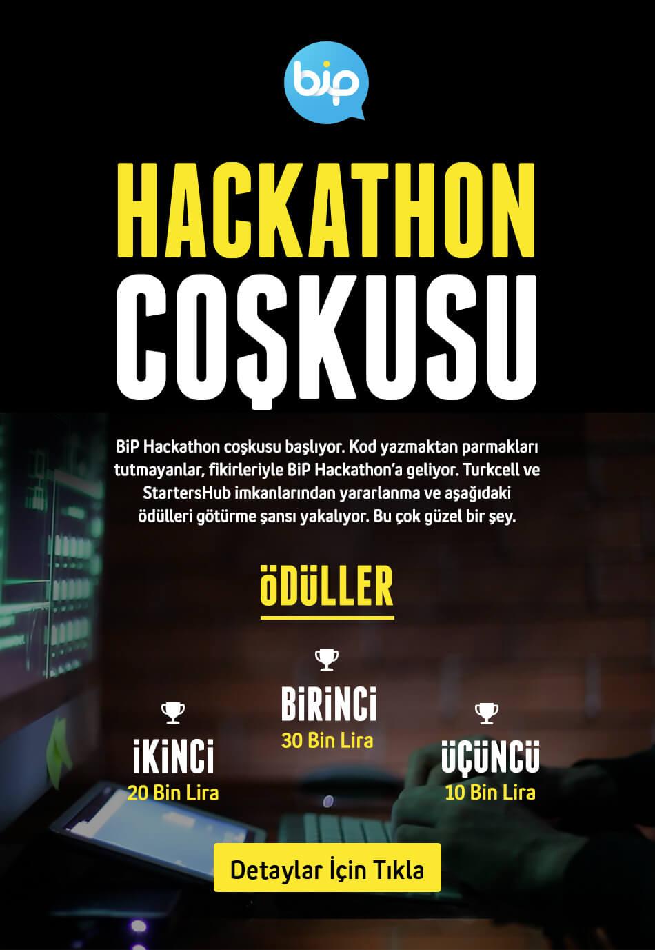 Turkcell'den ödüllü Kod geliştirme etkinliği!