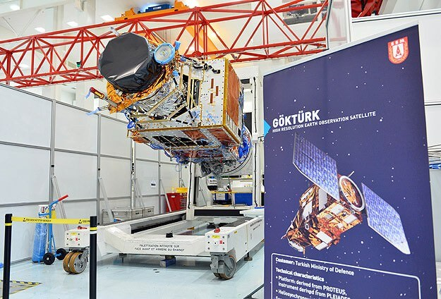 Millet uzaya çıkarken artık bizde çıkıyoruz: Göktürk-1 yörüngede!