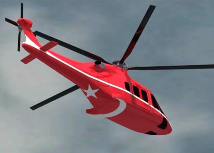 Yeni yerli helikopterimiz yolda!