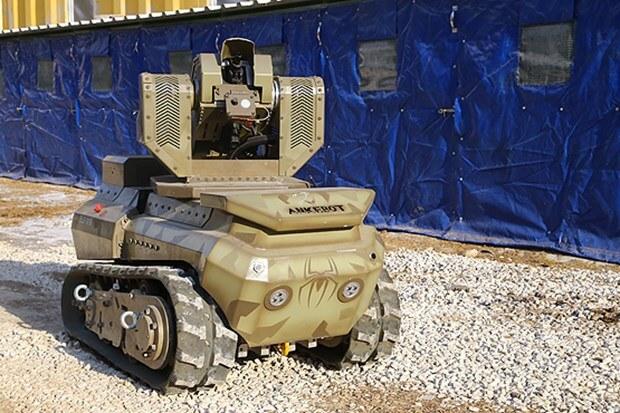 Yerli mini tank görücüye çıktı! 1