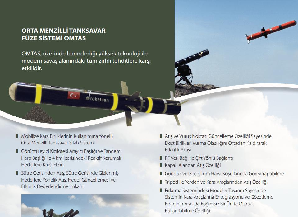 OMTAS füzelerinde mutlu son! TSK'ya teslim ediliyor 1