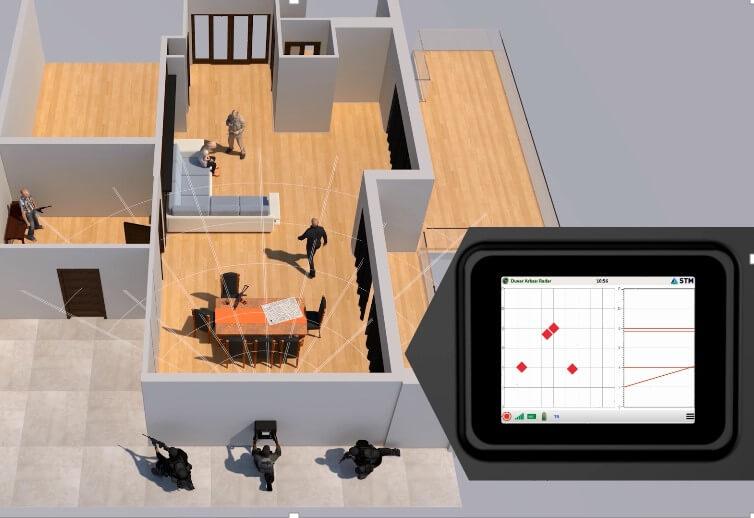 Türk şirket duvar arkasını tarayabilen radar geliştirdi! 1