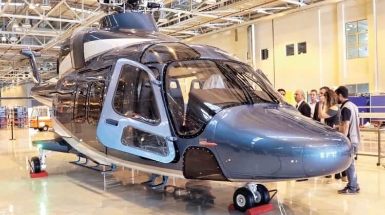 Yeni yerli helikopterimize selam durun! (T-625) 1