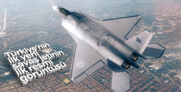 Yerli savaş uçağının motoru için imzalar atıldı! 1