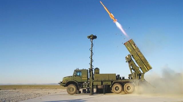 Yerli füze sistemi HİSAR-A başarıyla test edildi! 1