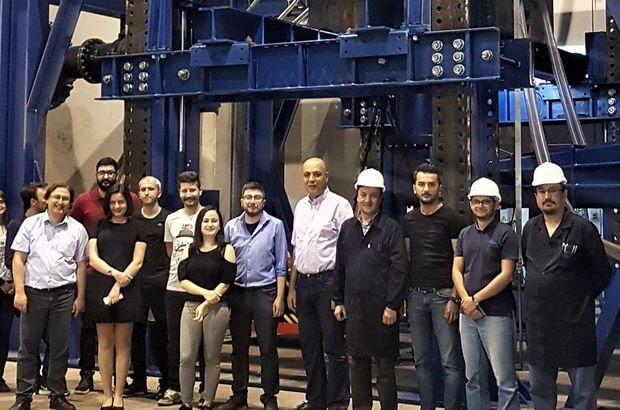 Yerli hidroelektrik santrali türbini üretildi! 1