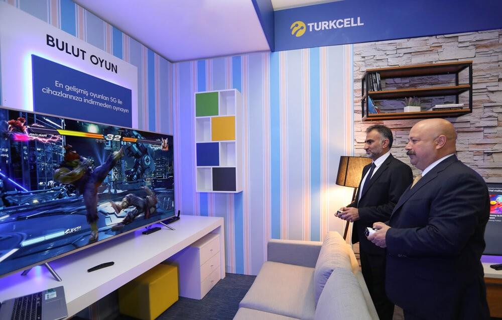 Turkcell'den ilk canlı 5G deneyimi! 1