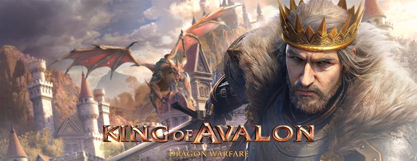 King of Avalon: Dragon Warfare pc'de oynayın ücretsiz indirin! 1