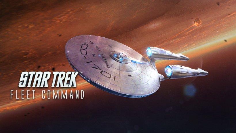 Star Trek Fleet Command oyununu pc de bilgisayarda oynayın! 1