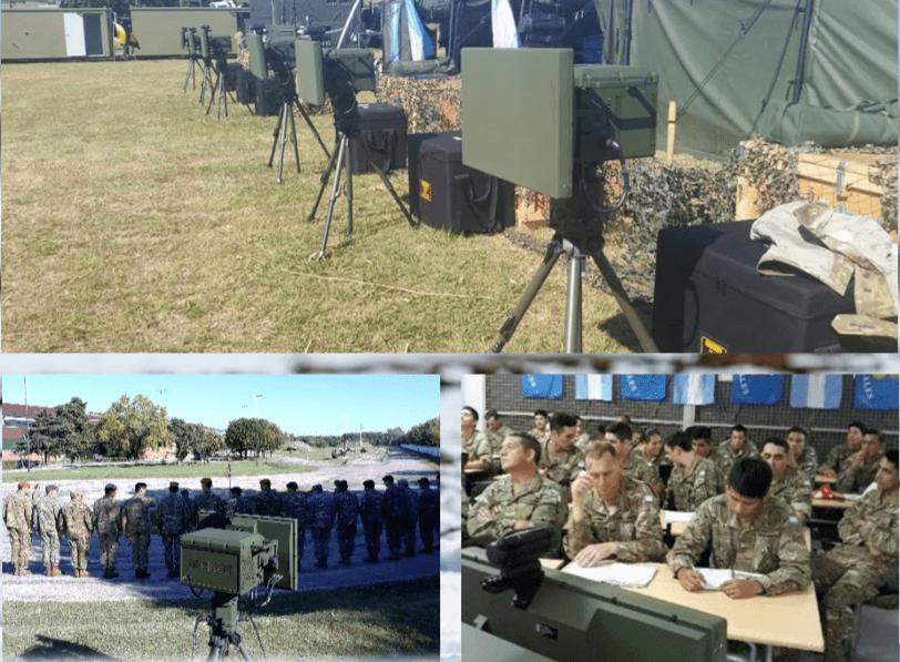 ASELSAN ACAR-K Yerli Radarı Arjantin'e İhraç Edildi!