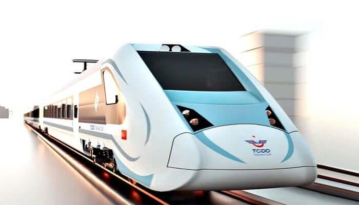 Elektrikli yerli tren için önemli gelişme!