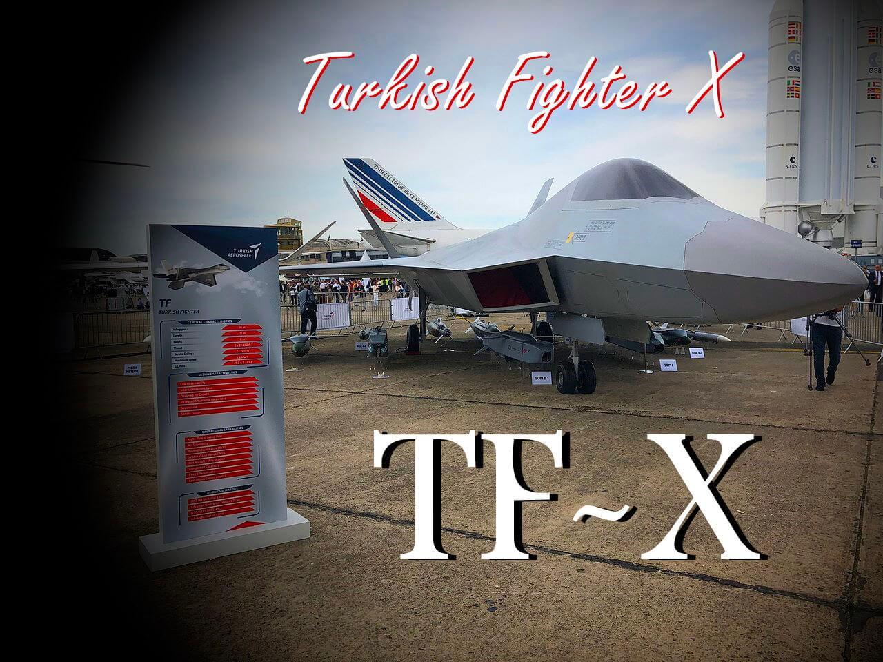 Yerli savaş uçağı tanıtıldı! Adı: TF-X! Son durum 2021 2
