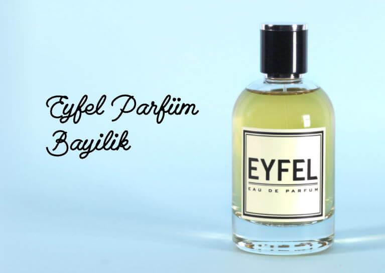Eyfel Parfüm Bayilik